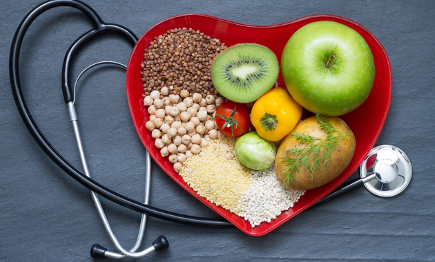 Indian diet chart for heart patients