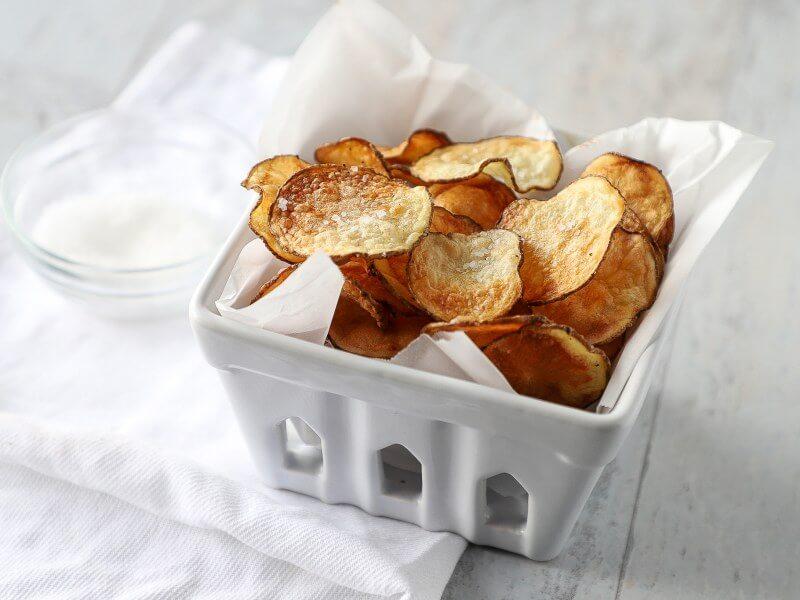 diyet patates cips