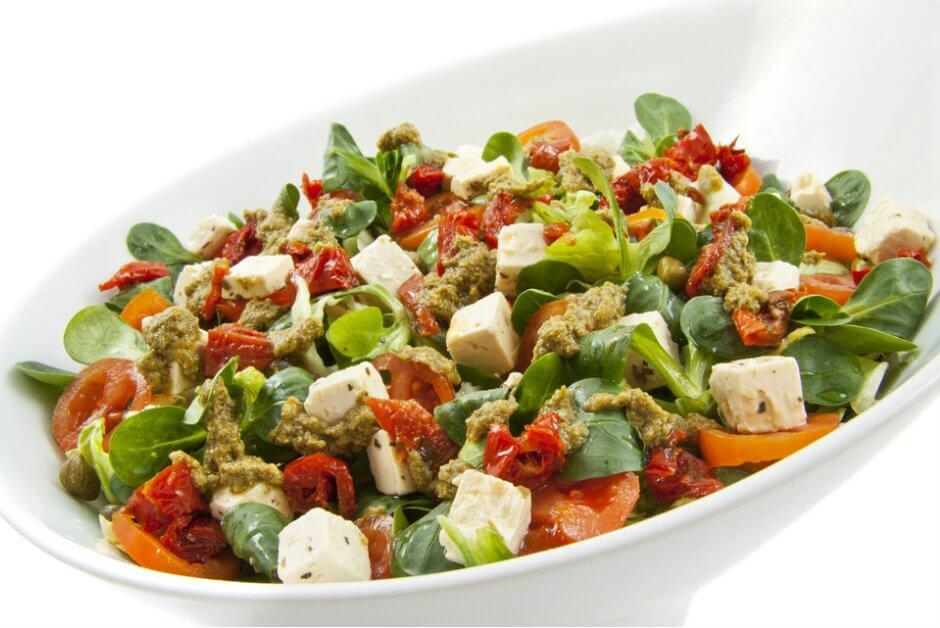 diyet balıkçı salatası